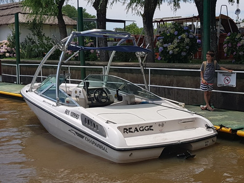 lancha open wakeboard chaparral 180 limited permuto!!