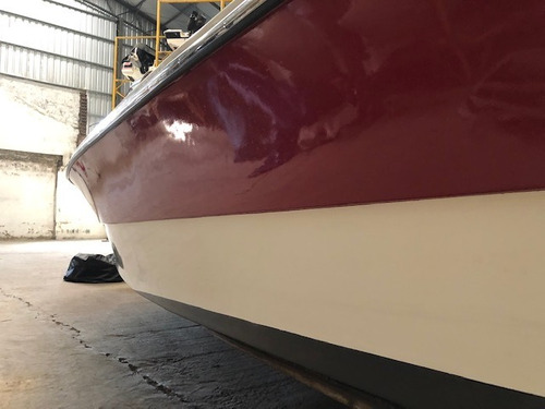 lancha pagliettini rf-58 open toda restaurada gallino marine