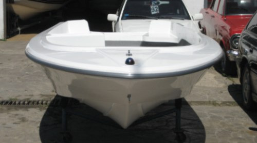 lancha  pescadelta 425 olympic marine 2020 nuevo sin motor
