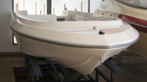 lancha pescadelta 4.60 olympic marine 2017 nuevo sin motor