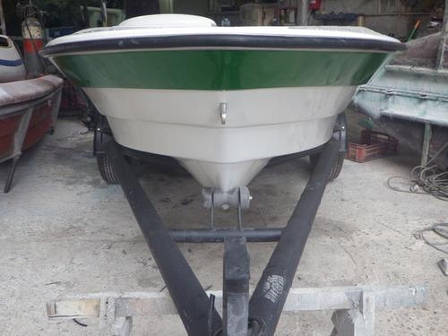 lancha pescadora 13 p. - (3.90 mtrs)