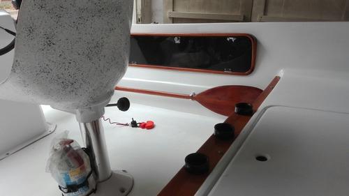 lancha pescadora 4,85 astillero fma