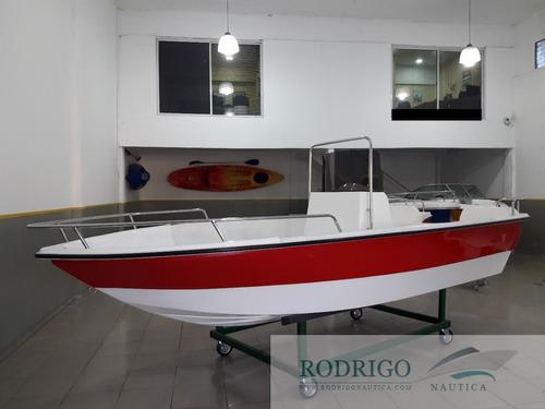 lancha pescadora 490  de lujo completa $154.000 / financio