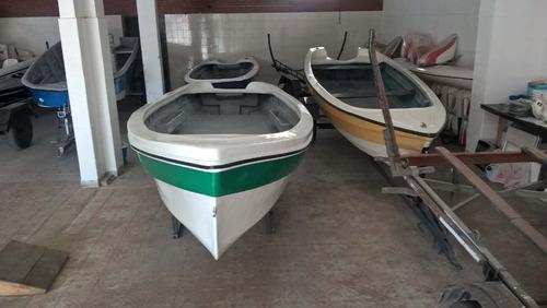 lancha pescadora isleña 470 casco solo