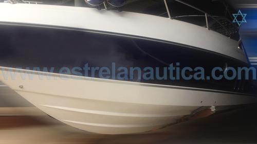 lancha phantom 300 iate barco n ferretti sunseeker azimut