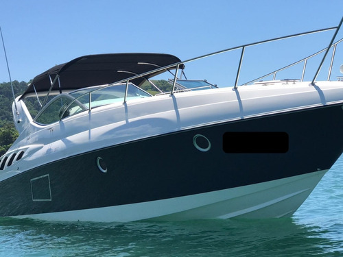 lancha phantom 365 c/ 2 volvo d4 de 300 hp cada 2013