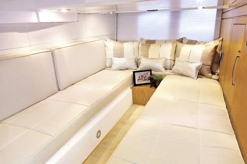 lancha phantom 400 cabinada intermarine 42 sessa 40