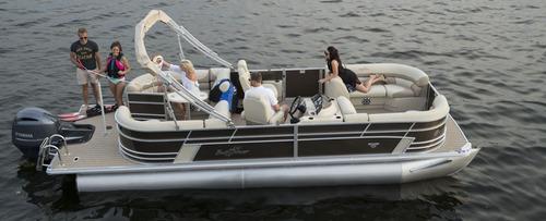 lancha ponton planchon bote yate