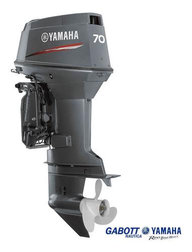 lancha premium g480  motor yamaha 70 hp nautica gabott