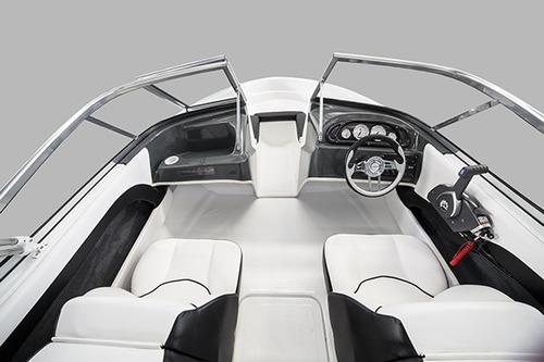 lancha quicksilver 1600 con motor yamaha 90 hp 4 tiempos 0hs