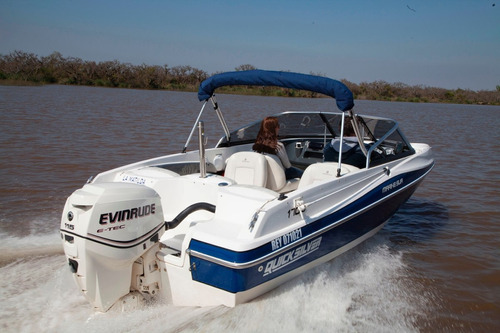 lancha quicksilver 1700 (nueva)  mercury 115 4t/ eclipse 17