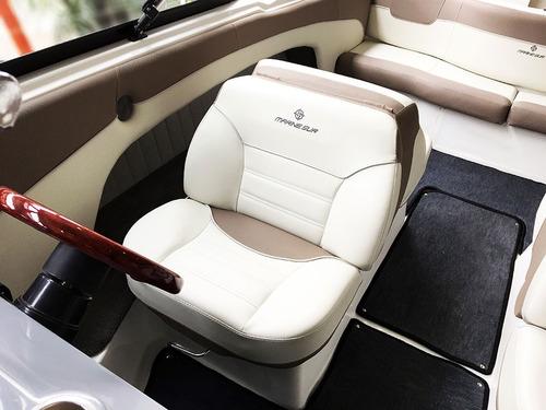 lancha quicksilver 1800 con motor yamaha 150 hp 4t 0hs