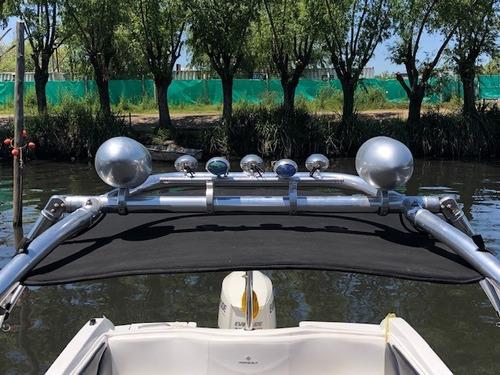 lancha quicksilver 2000 evinrude 135 hp 107hs gallino marine