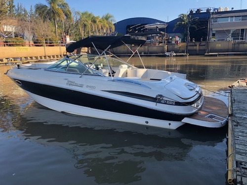 lancha quicksilver 2400 mercruiser 260 hp gallino marine