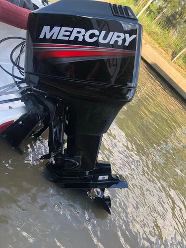 lancha quicksilver 495 con mercury 75 2 tiempos pro seven!