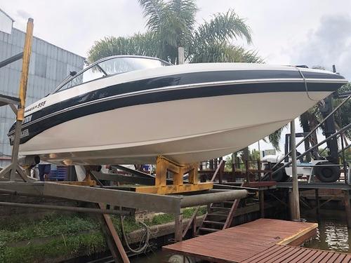 lancha quicksilver 555 evinrude 115 hp 180 hs gallino marine