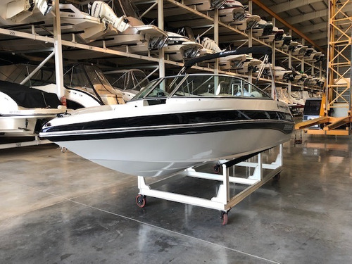 lancha quicksilver 555 open evinrude 115 hp gallino marine
