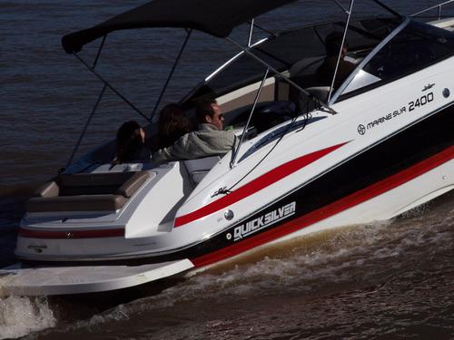 lancha quicksilver marine sur 2400