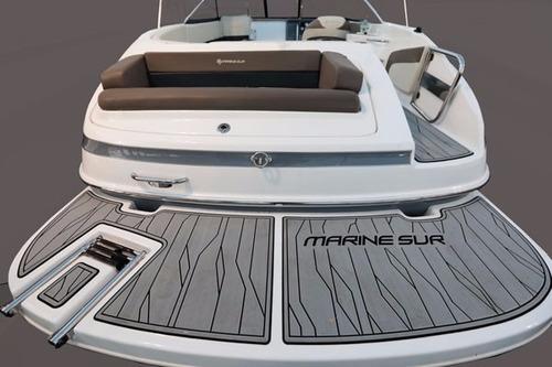 lancha quicksilver marine sur 2400. nuevo cockpit 2017