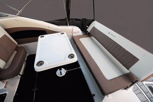 lancha quicksilver marine sur 2700. daycruiser, nueva