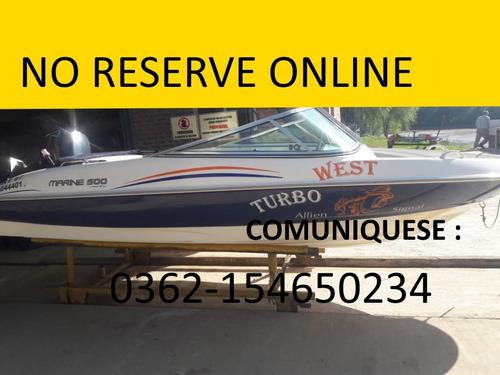 lancha quicksilver marinesur 500 no reserve online