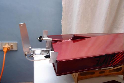 lancha rc aquacraft hammer 2 1/10 solo casco radio control