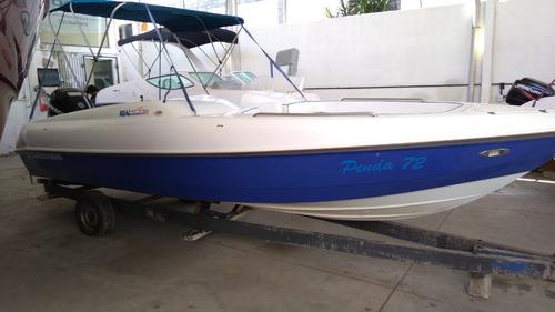 lancha real 202 2010 mercury 115hp optimax