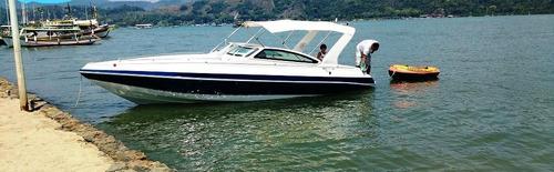 lancha real 24 class diesel 150 hp