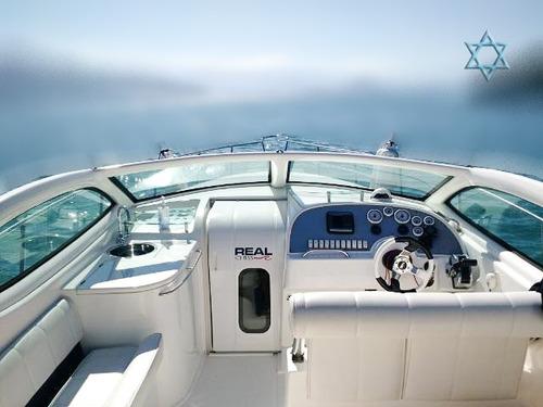 lancha real 29 class barco iate n cimitarra focker ferretti