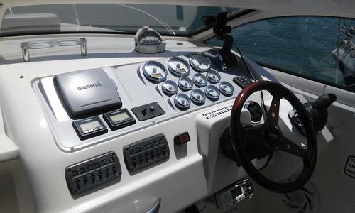 lancha real 350 com parelha volvo 440 hp 2013 jostick