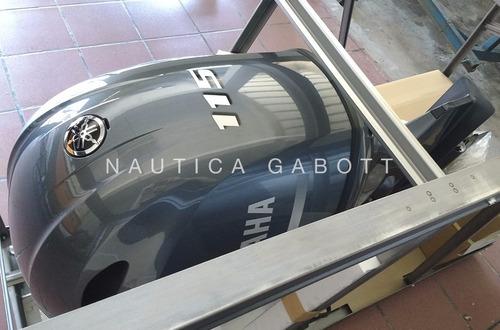 lancha regnicoli 630 open con motor yamaha 115 hp 4 tiempos