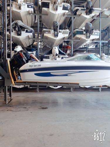 lancha regnicoli albacora open 2006 motor suzuki 150 hp rpm