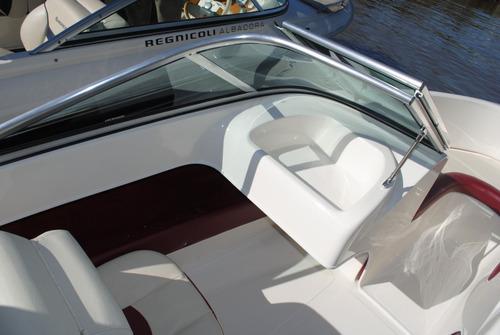 lancha regnicoli dorado 160 con motor yamaha 90 hp 4 tiempos