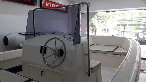 lancha regnicoli marea 630 equipos 0 hs 2020  -  dorazio