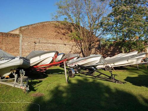 lancha robinson mantra 530 2018 0 km 5.30 mts nauticajunin