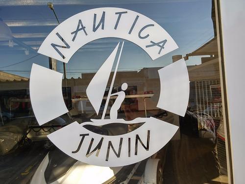 lancha robinson mantra 530 2018 0 km 5.30 mts. nauticajunin