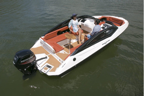 lancha royal mariner 215 pronta pra navegar!