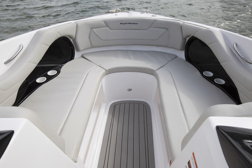lancha royal mariner 240 open pronta pra navegar!