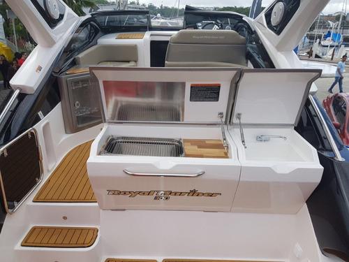 lancha royal mariner 300 pronta pra navegar!!