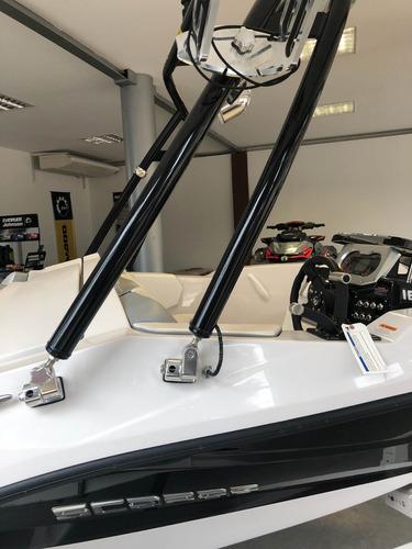 lancha scarab 165 jet boat made in usa motor sea doo rotax