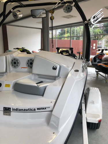 lancha scarab 165 jet boat made in usa motor seadoo rotax