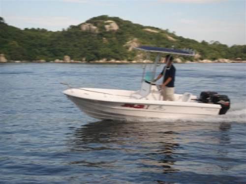 lancha sea crest fishing 150 + mercury 30 hp manual  - 2019