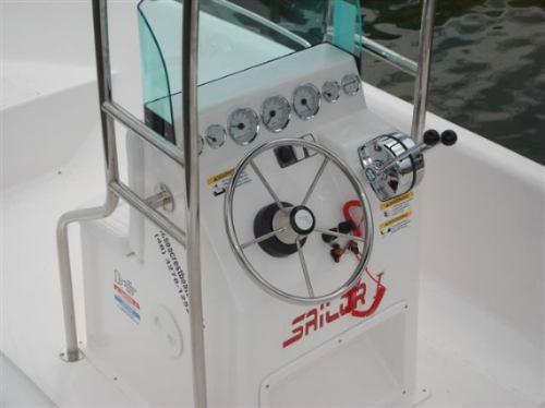 lancha sea crest fishing 150  mercury 60 hp elpt efi 4t-2020
