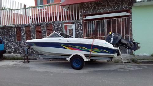 lancha sea ray 17 ft. 2006  $220.000