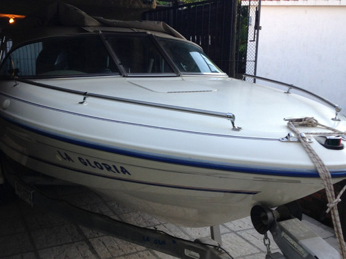 lancha sea ray 175 como nueva con mariner 125