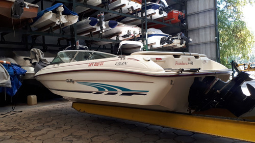 lancha sea ray 175 five series 140hp merc 1997