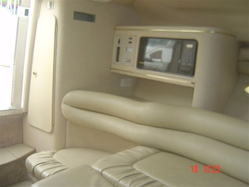 lancha sea ray 28 cabinada - somente casco
