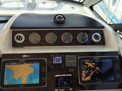 lancha sea ray 410, 2014 - 02 x 480hp - marina atlântica