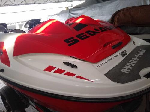 lancha seadoo speedster 180 y moto de agua bombardier seadoo
