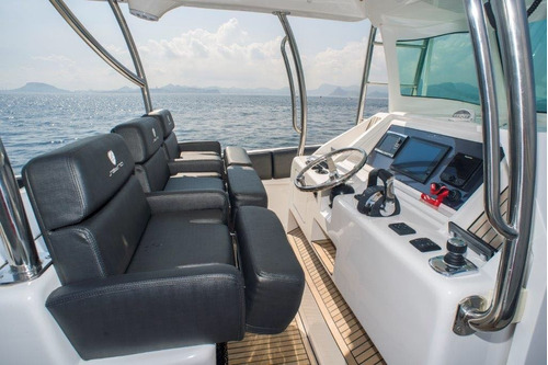 lancha sedna lf 365 ñ boston whaler fishing cabrasmar